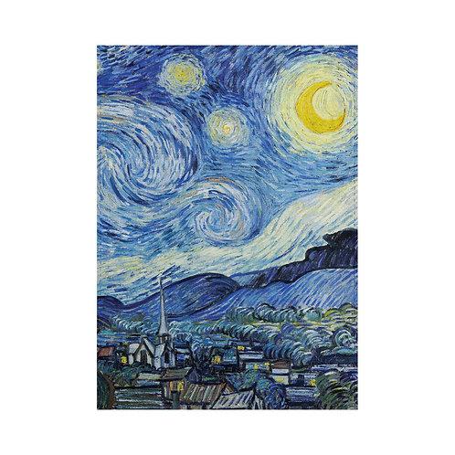 Van Gogh, Starry Night - Tea Towel