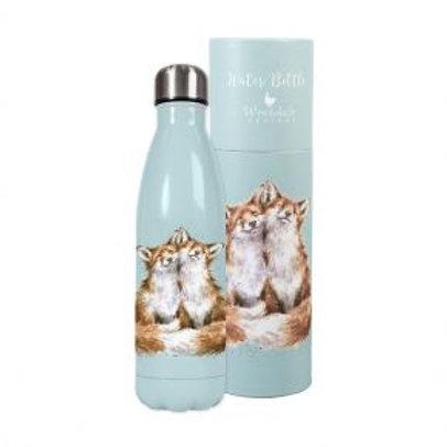 Fox Wrendale Stainless Steel Water Bottle