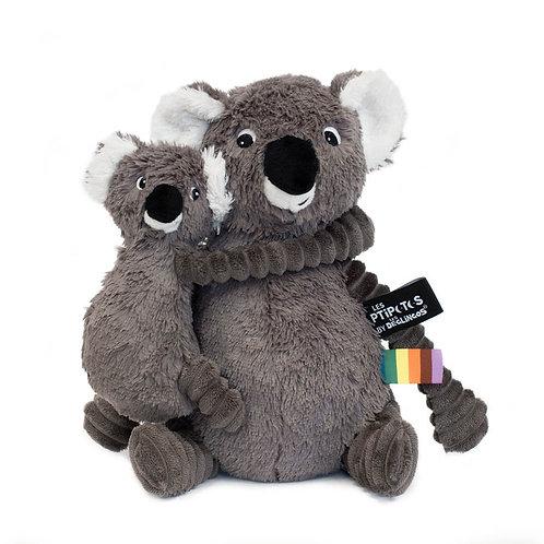 Grey Koala with Baby Koala