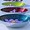 Thumbnail: Salad Servers - Red