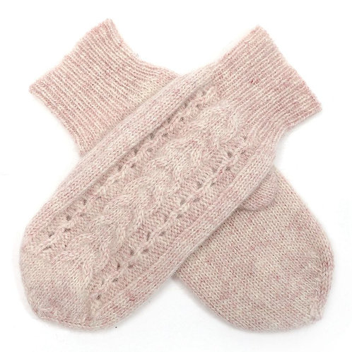 Mittens - Pail Pink