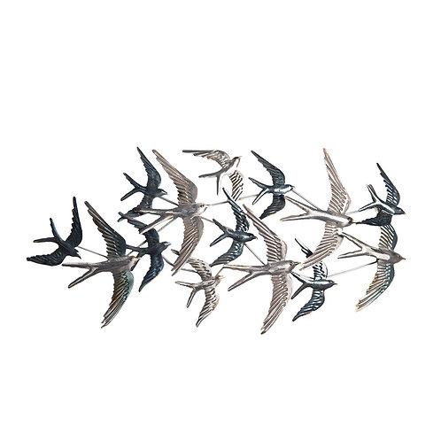 Swallow in Flight  Wall Art