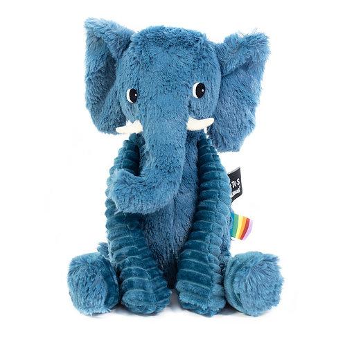 Ptipotos The Blue Elephant Soft Toy