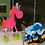 Thumbnail: Bouncy Toy - Flamingo