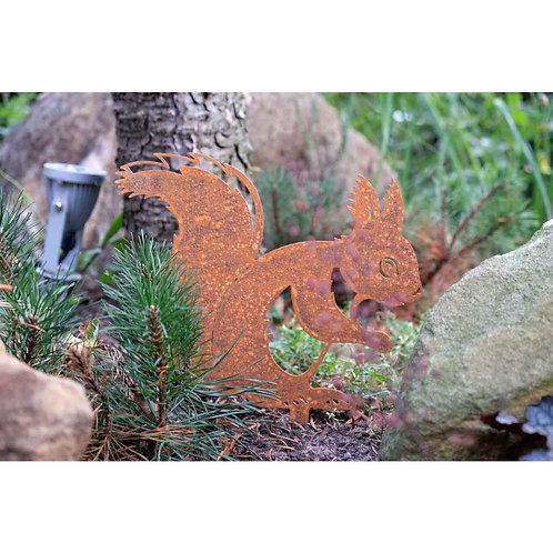 Squirrel Garden plug