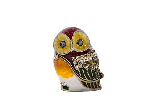 Trinket Box - Owl