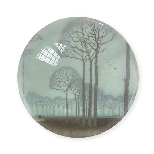 Jan Mankes, Row of trees - Paper Weight