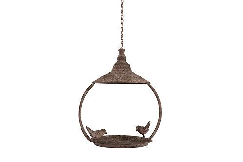 Round Bird Feeder