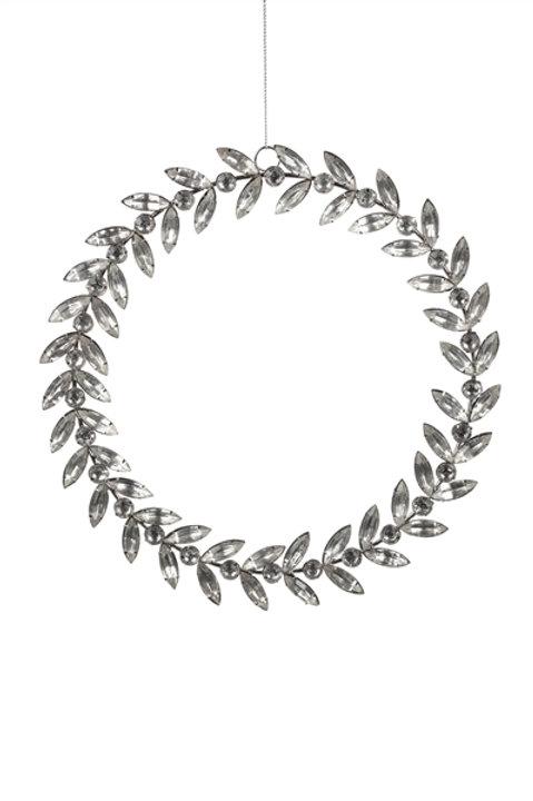 Rhinestone Wreath