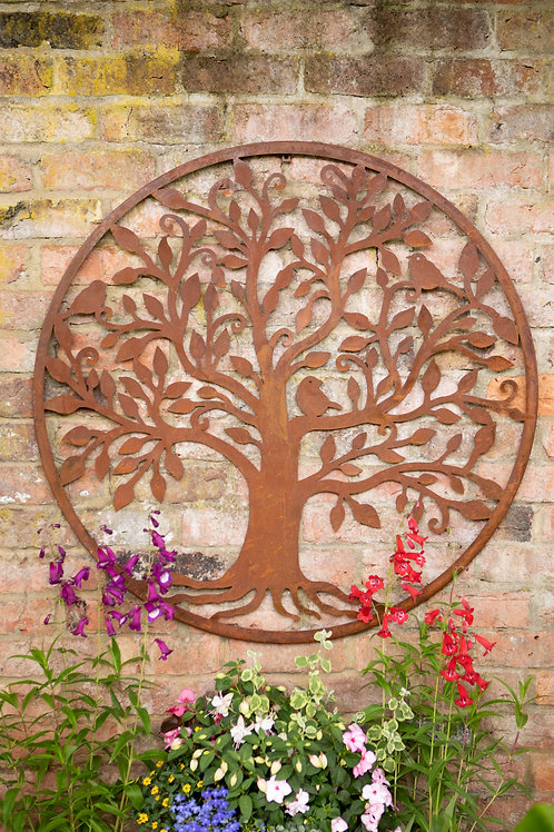 XL Bird Tree Wall Plaque  IN STORE ONLY