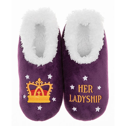 Slippers - Her Ladyship - Small