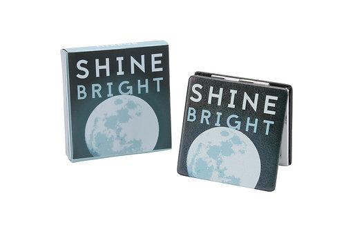 Shine Bright Compact Miror