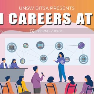 BITSA Presents: Tech Careers at TCS
