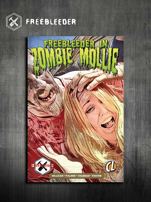 Zombie Mollie Comic Download