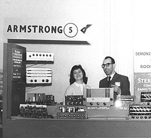 Armstrong Audio Show