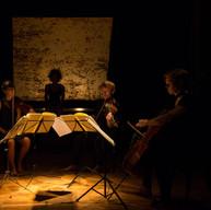 Métamorphose II - Fatou Traoré et Quatuor MP4