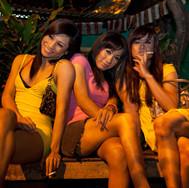 Waria, or wanita-pria (transvestite), Tamang Lawang