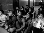 More than 90% of the street children in Nepal are boys.
