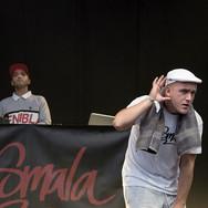 T. Gregoire Mons2015 Fest Dour, La Smala