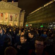 Nuit Blanche Bruxelles, 2014