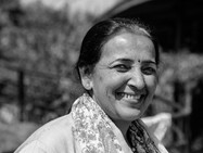 Tara Gyawali, manager of the Socialization center