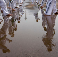 Police training in Merdeka