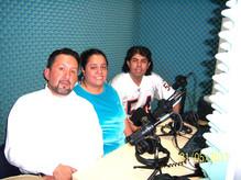 Primera emisión de Radiosofando.