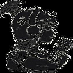 Logo Radiosofando Negro.png