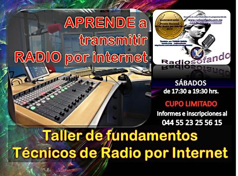 Curso de Radio por Internet