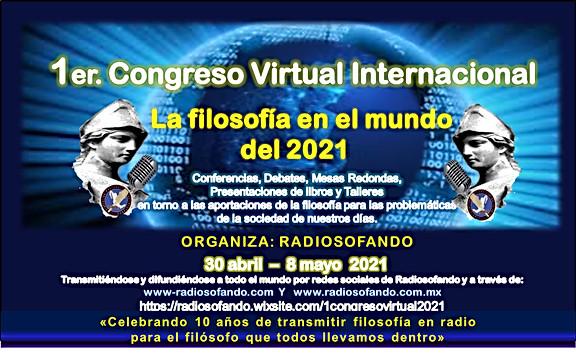 1er. Congreso Virtual Internacional de Radiosofando