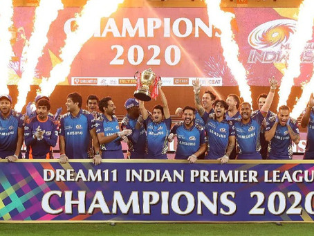 Sportifan publishes report on IPL 2020