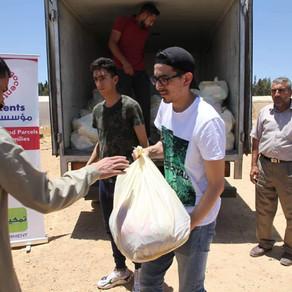 "Kampanjen ""Palestinske og syriske foreldreløse barn i Jordan"""