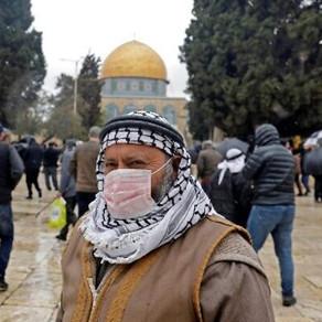 COVID-19 og Palestina