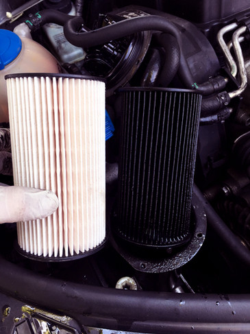 Diesel Filter replacement