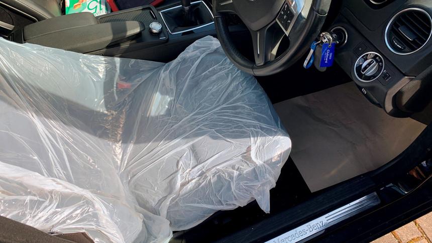 Vehicle protection Interior