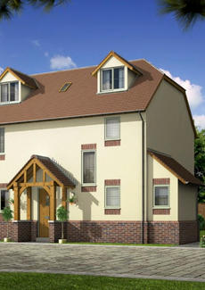 House in Ebford