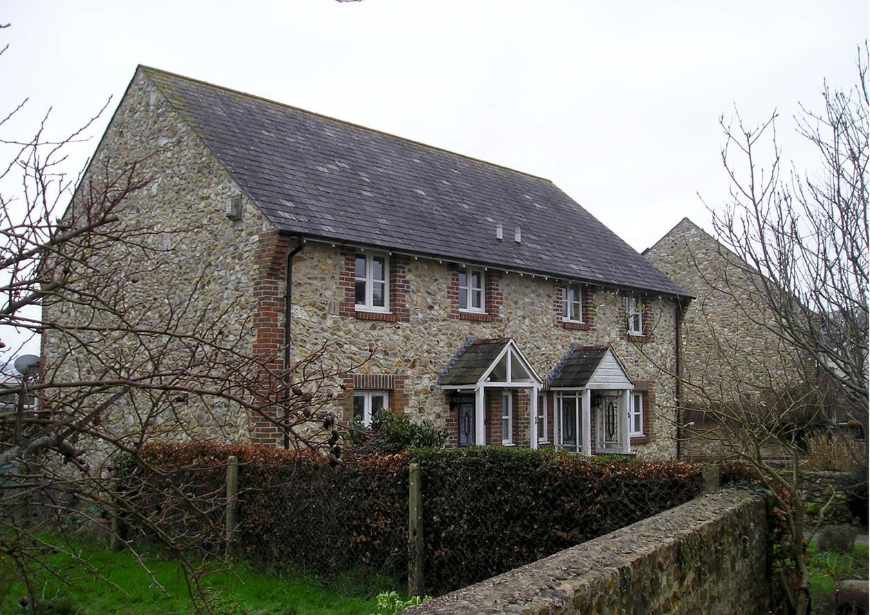 Cottages at Colyton