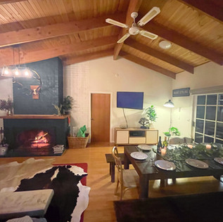 Living 1 and Dining Rm