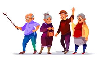 Acompanhamento psicológico da pessoa idosa