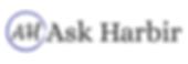 AskHarbir Logo (White Background).png