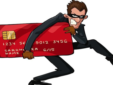 Stop Credit Card Fraud!!!