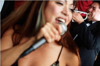 individual singing pic