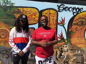 Oakland Muralists Honor Victims of Police Violence Even as Police Take Their Paint