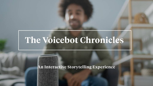 KQED Interactive Series Comes to Alexa and Google Assistant