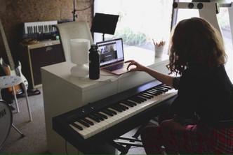 California Teens Teach Music While Donating to Coronavirus Relief Efforts