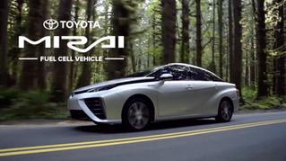 Mirai - Future Of Transportation