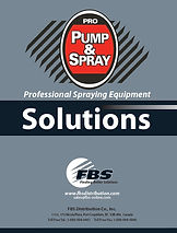 FBS Sprayer Catalog