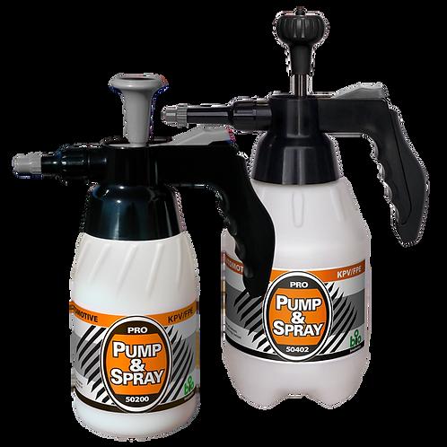50200 and 50402 sprayers