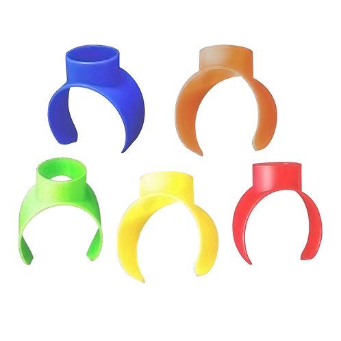 Pump & Spray Color Coding Caps - Set of 5