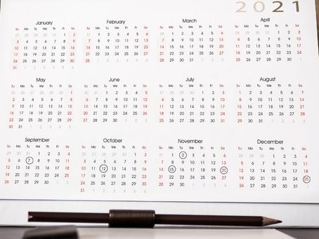 Precisa descansar? Veja os feriados nacionais que ainda temos em 2021